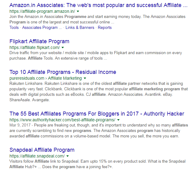 do Affiliate Marketing